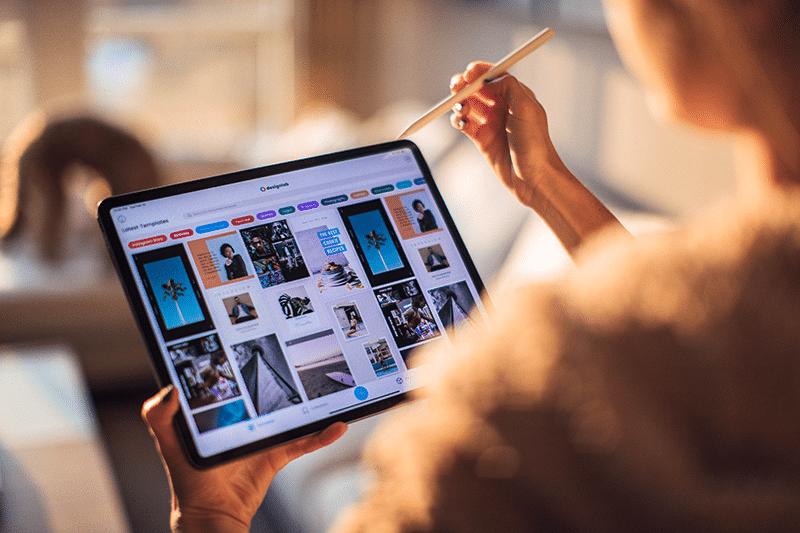 acces avec Finist'web au numérique