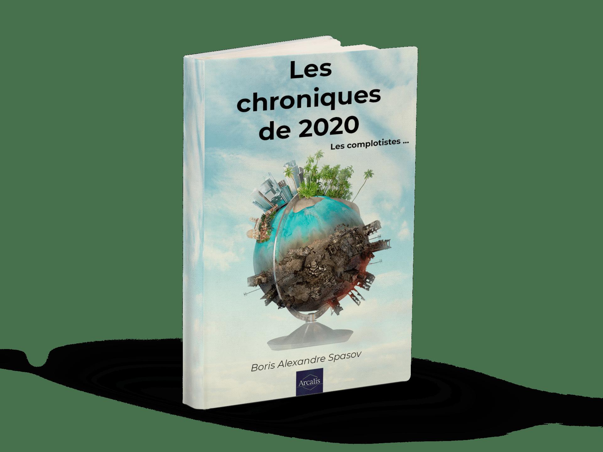 Les chroniques de 2020 Boris Alexandre Spasov
